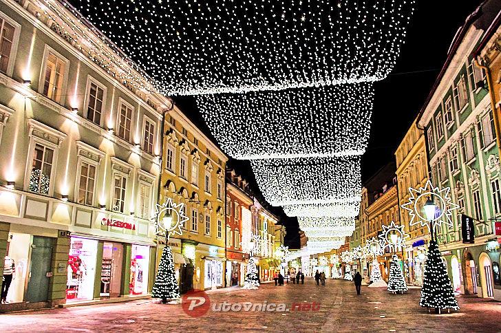 Advent u Klagenfurtu