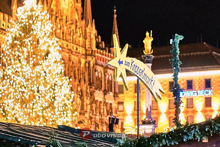 Advent i božićni sajmovi u Münchenu