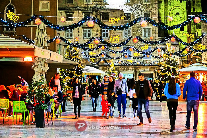 Advent u Splitu