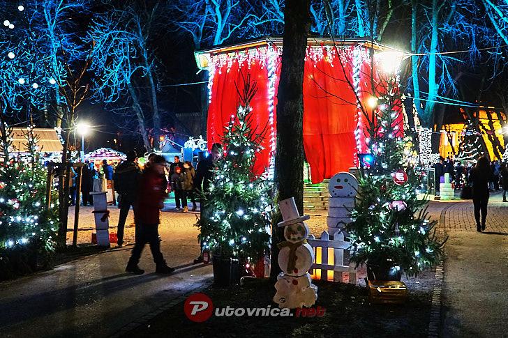 Advent i božićni sajam u Karlovcu