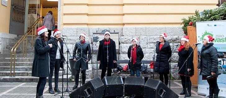 Advent na Mrkate u Opatiji; © TZ Opatija