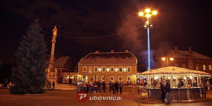 Božićni i adventski sajmovi u Hrvatskoj
