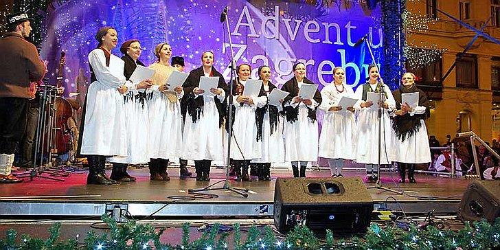 Advent u Zagrebu; © TZ Zagreb