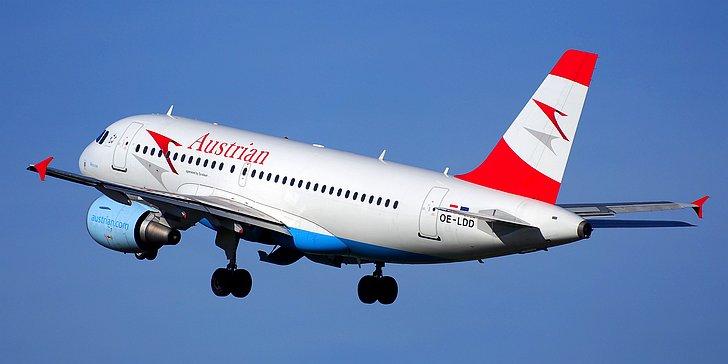 Austrian Airlinesov zrakoplov