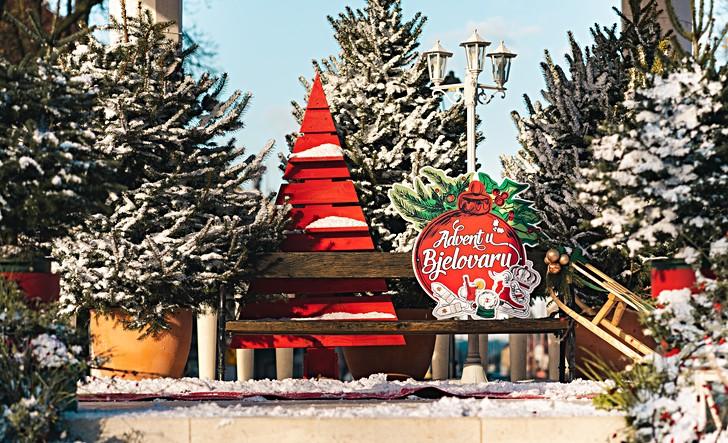Advent u Bjelovaru; © TZ Bjelovar