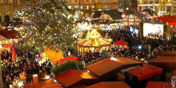 Advent i božićni sajmovi u Dresdenu