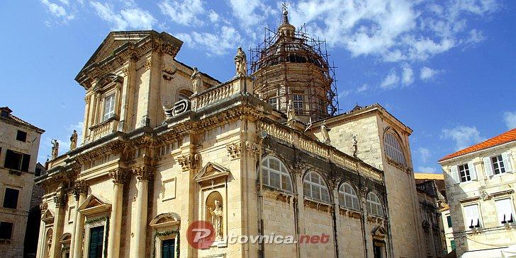 Dubrovacka Katedrala Uznesenja Blazene Djevice Marije Vodici Na