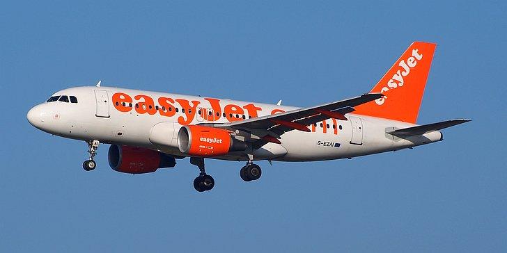 EasyJetov zrakoplov