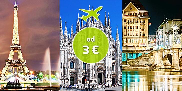 Pariz, Milano, Basel