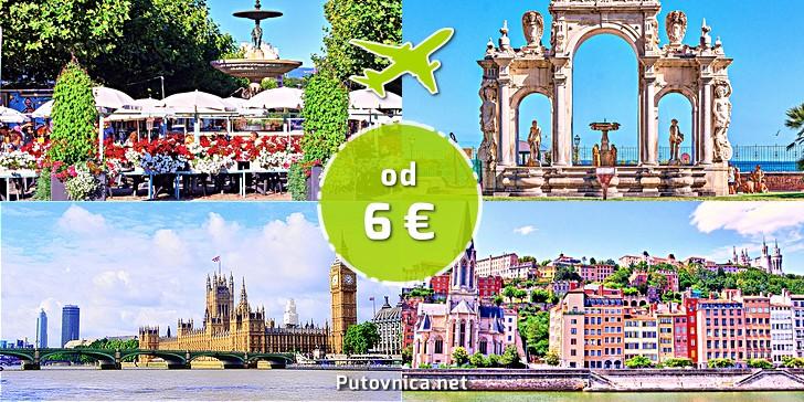 Split i EasyJet u 2018.: karte već od 5,58 eura