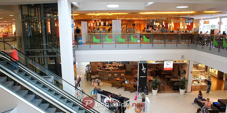 Shopping centri u Grazu