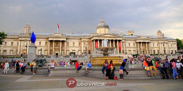 Nacionalna galerija u Londonu