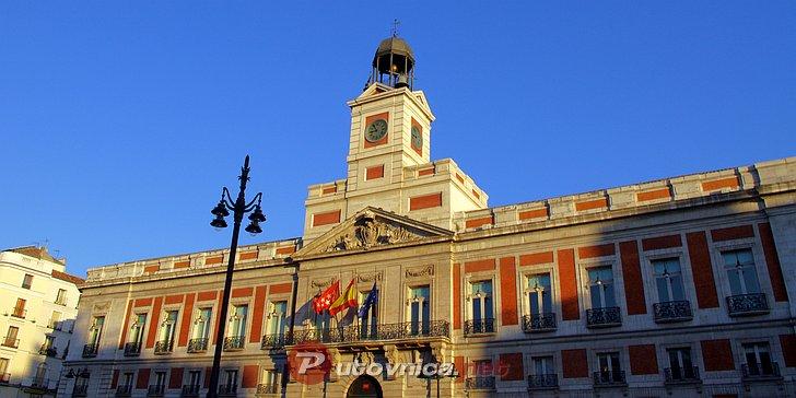 Puerta del sol vodi i na for Puerta del sol madrid fotos