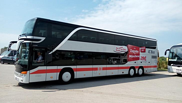 Ic Bus Zagreb Ljubljana Munchen Vijesti Na Putovnica Net
