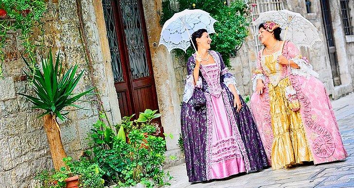 Giostra - porečki povijesni festival