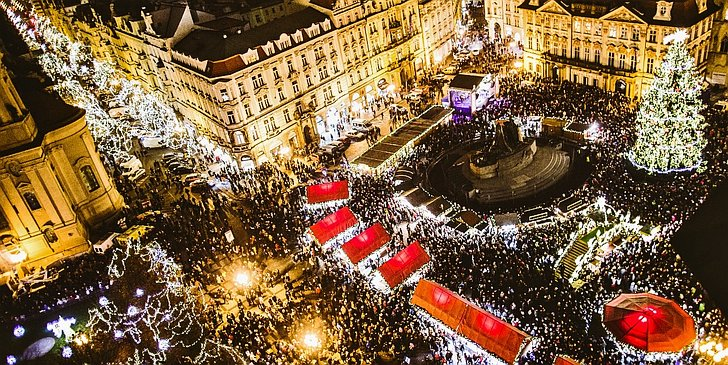 Advent i božićni sajmovi u Pragu; © Prague city tourism