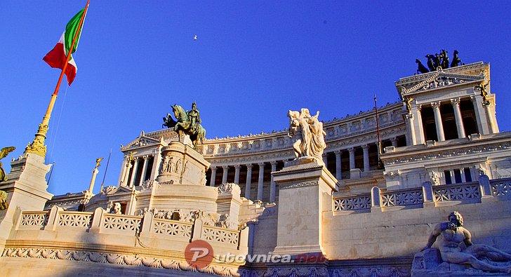 Rim - Piazza Venezia