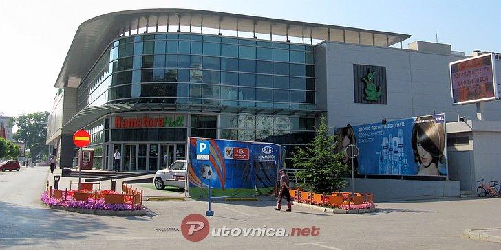 Shopping u Skopju