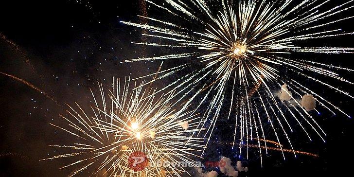 Doček nove godine u Virovitici