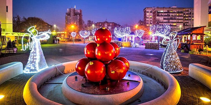 Advent u Velikoj Gorici; © TZ Velika Gorica