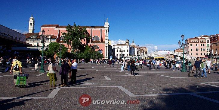 Prijevoz do Venecije