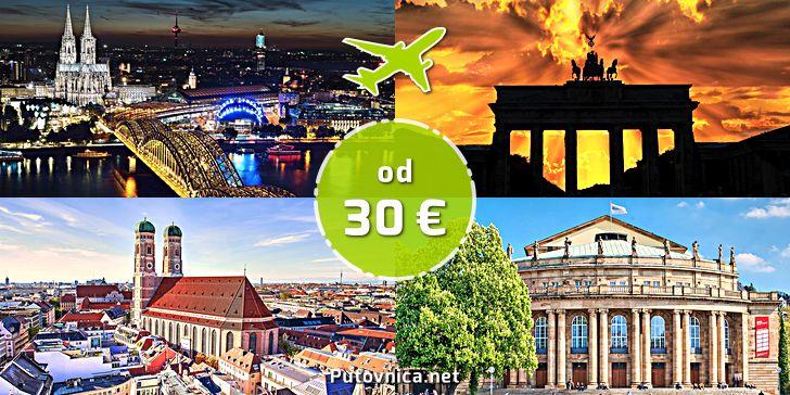 Njemačka od 30 €