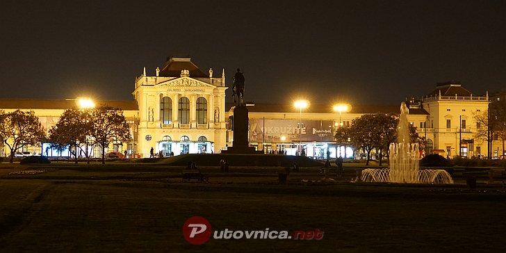 Zagreb - Glavni kolodvor