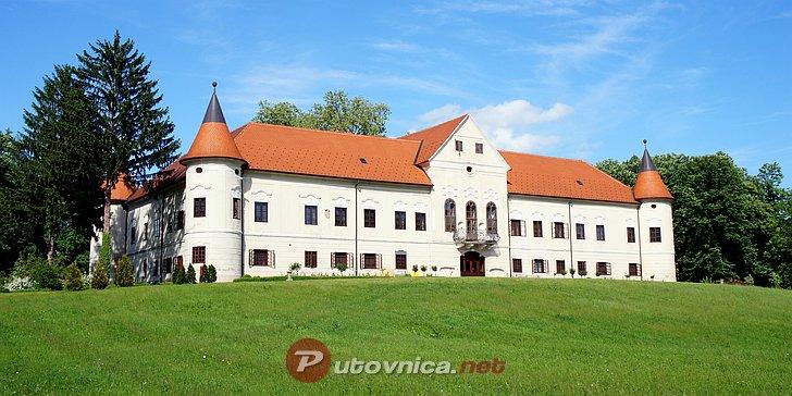 Uskrsno ribarenje u dvorcu Lužnica