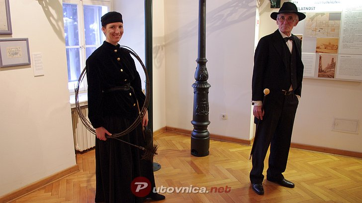 Žive slike u Muzeju grada Zagreba