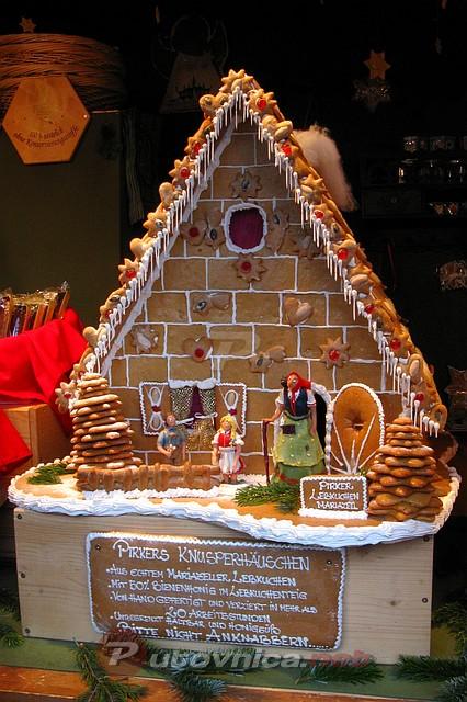Advent u Beču - Kućica od medenjaka  Galerije slika na Putovnica.net
