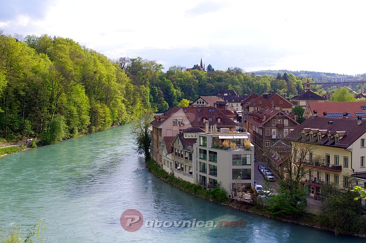 bern houses along the aare river 1 photo galleries. Black Bedroom Furniture Sets. Home Design Ideas
