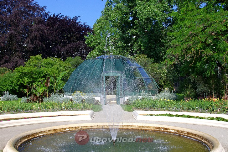 Botanicki Vrt U Zagrebu Vodici Na Putovnica Net