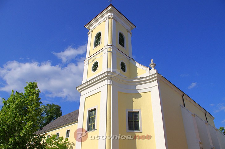 Eisenstadt Franciscan Church And Monastery Of St