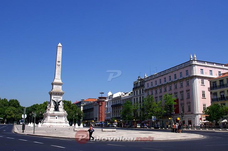 Lisabon trg restauradores galerije slika na - Restauradores granada ...