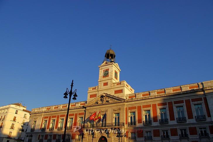 Madrid casa de correos galerije slika na for Casa correos madrid