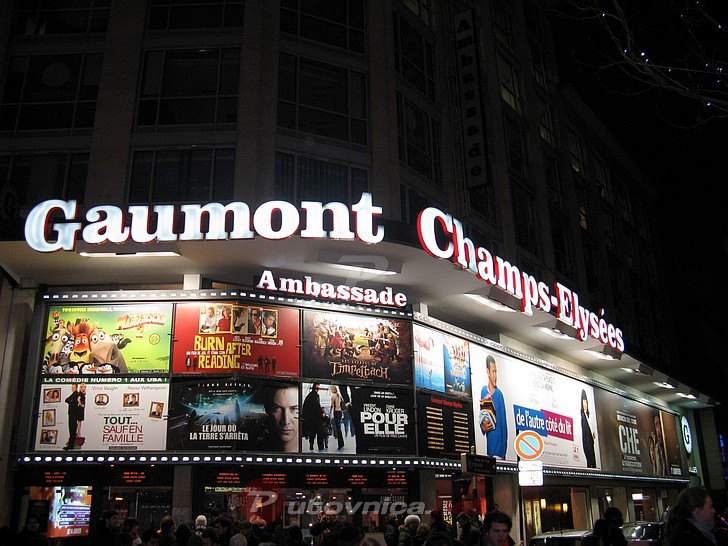 Gaumont Champs Elysees