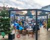Doček nove godine na Fuliranju na Strossmayerovom trgu