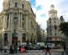 Shopping ulice u Madridu