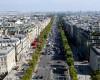 Elizejske poljane (Avenue des Champs-Elysees)