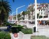 Doček nove godine na Rivi u Splitu