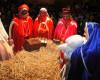 Božićni sajam i žive jaslice u Svetom Lovreču; © zive-jaslice.com