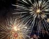 Doček nove godine na Trgu hrvatskih ivanovaca u Ivancu