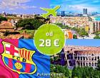 Barcelona i Rim već od 28 eura