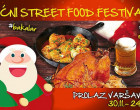 Božićni Street Food Festival
