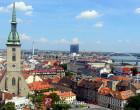 Klima i vrijeme u Bratislavi