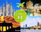 Već od 3,05 eura: jeftini letovi iz Pule za europska odredišta