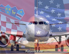 Letovi Hrvatska - SAD