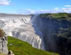 Island - vodopad Gullfoss
