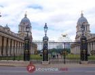 Old Royal Naval College u Greenwichu