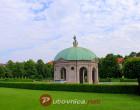 Hofgarten u Münchenu